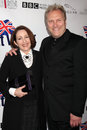 Patricia Heaton,David Hunt Royalty Free Stock Image