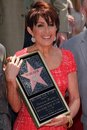 Patricia Heaton at the Patricia Heaton Star On The Hollywood Walk Of Fame, Hollywood, CA 05-22-12 Stock Images