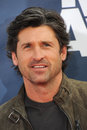 Patrick dempsey arrives mtv movie awards gibson amphitheatre universal studios hollywood june los angeles ca picture paul smith Royalty Free Stock Photos