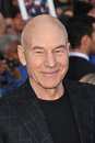 Patrick Stewart Royalty Free Stock Photo