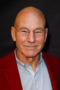Patrick stewart new york oct actor attends the broadway opening night of a time to kill at the golden theatre on october in new Royalty Free Stock Photography