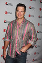 Patrick warburton the fall arriving at cbs preveiw party my house club los angeles ca september Stock Images