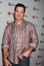 Patrick warburton the fall arriving at cbs preveiw party my house club los angeles ca september Royalty Free Stock Photos