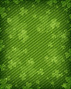 Patricks day background abstract green for st Stock Image