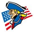 Patriot mascot