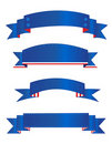 Patriotic banner / banners