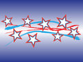 Patriotic  -- horizontal Stock Photography