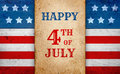Patriotic 4th of July background Royalty Free Stock Photo