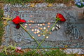 Patsy Cline Grave Royalty Free Stock Images