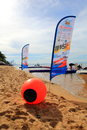Pattaya water sport festival chonburi thailand november fitival on november in chonburi province thailand Stock Image