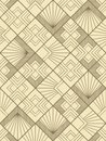 Abstract geometric pattern with lines.