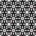 Pattern abstract background and white geometric shapes Royalty Free Stock Image
