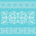 Pattern abstract elements ornament motifs design Stock Photos