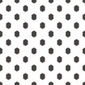 Pattern Abstract Geometric Honeycomb wallpaper. Vector illustration. background. black. on white background