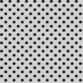 Pattern aluminum metal grid Royalty Free Stock Images