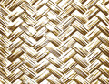 Pattern of basketwork texture detail Royalty Free Stock Image