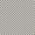 Pattern black circle white circle inside seamless