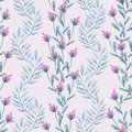 stock image of  Pattern with branches