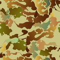 Pattern for camouflage and other design Stock Photos