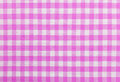 Pattern checkered close up of Stock Photo