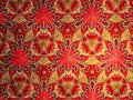 Pattern cloth colorful Stock Photos
