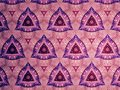 Pattern cloth colorful Royalty Free Stock Image