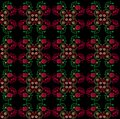 Pattern with flower seamless texture Royalty Free Stock Photo