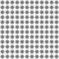 Pattern flowers vector background a seamless Royalty Free Stock Images