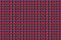 Pattern with garnet Stock Photography