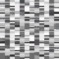 Pattern Geometrics. Color Stri...