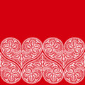 Pattern of heart  to the Valentine's Day Royalty Free Stock Photo