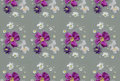 Pattern - Lilac And White Spri...
