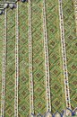 Pattern Mosaic Tile Asia Style Royalty Free Stock Photo