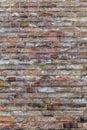 Pattern Of Old Historic Brick ...