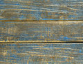 Pattern of old painted wood texture background Stock Image