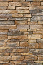 Pattern of old stone wall vintage Royalty Free Stock Images