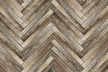 Pattern of old wood tiles Royalty Free Stock Photo