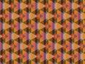 Vzor oranžový textilné dizajn