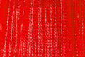 Pattern picnic red oilcloth Royalty Free Stock Photo
