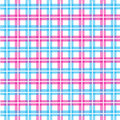 Pattern picnic tablecloth Stock Photos
