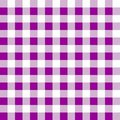 Pattern picnic tablecloth vector Stock Photos