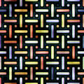 Pattern (plastic, aqua, metal) stripes. Royalty Free Stock Images