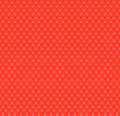 Pattern red volume scales the of a snake fish dragon or other animal seamless texture Royalty Free Stock Photography