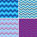 Pattern Retro Zig Zag Chevron Vector Royalty Free Stock Photo