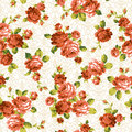 Pattern of rose i made a beautiful a painting this painting continues repeatedly i worked in vectors Stock Photo