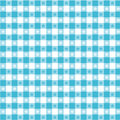 Pattern seamless tablecloth turquoise 免版税库存图片