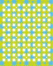 Pattern stars Royalty Free Stock Photography