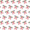 Commando piggy - sticker pattern 36