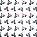 Commando piggy - sticker pattern 37