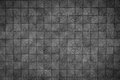 Pattern stone tile wall Royalty Free Stock Photo